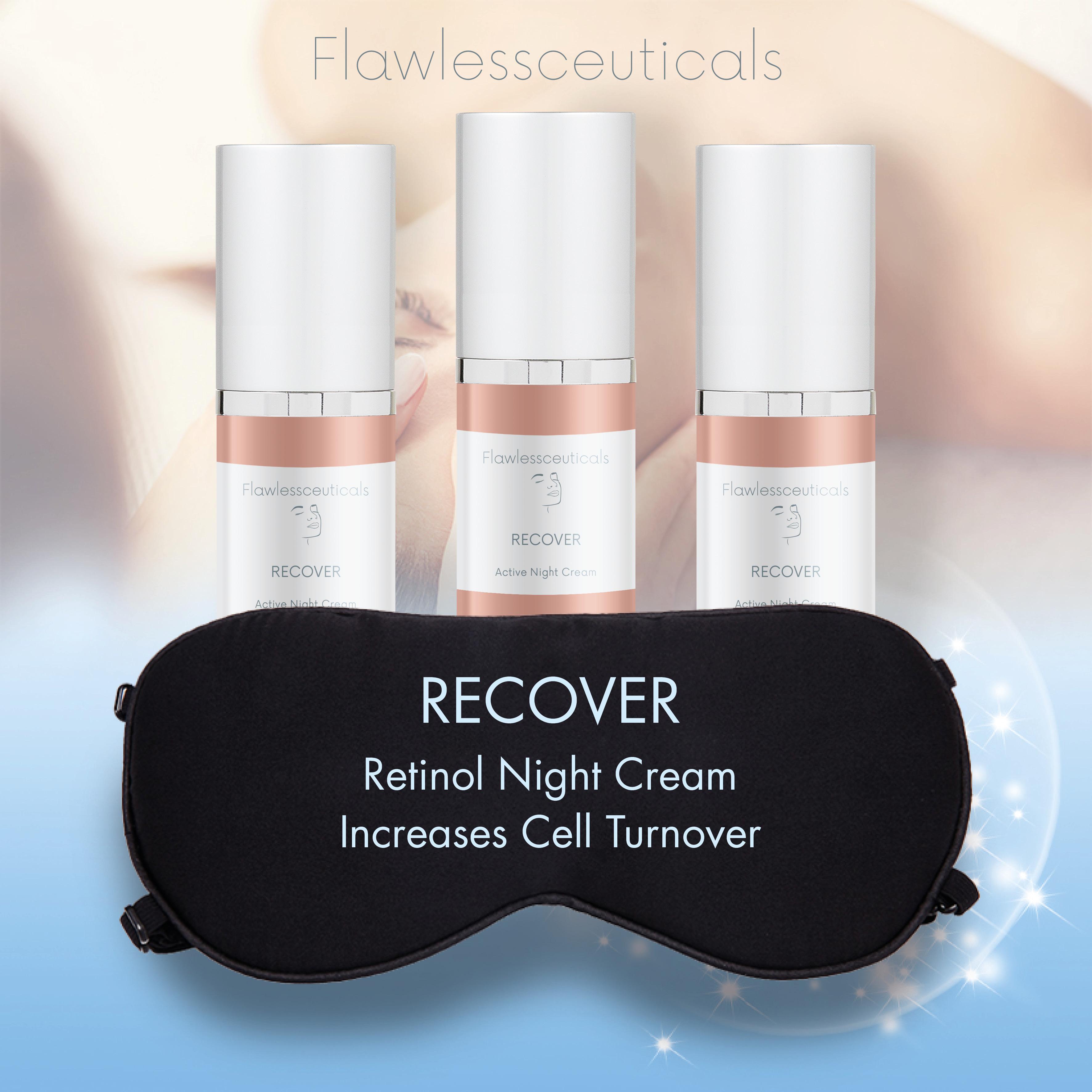 Recover retinol