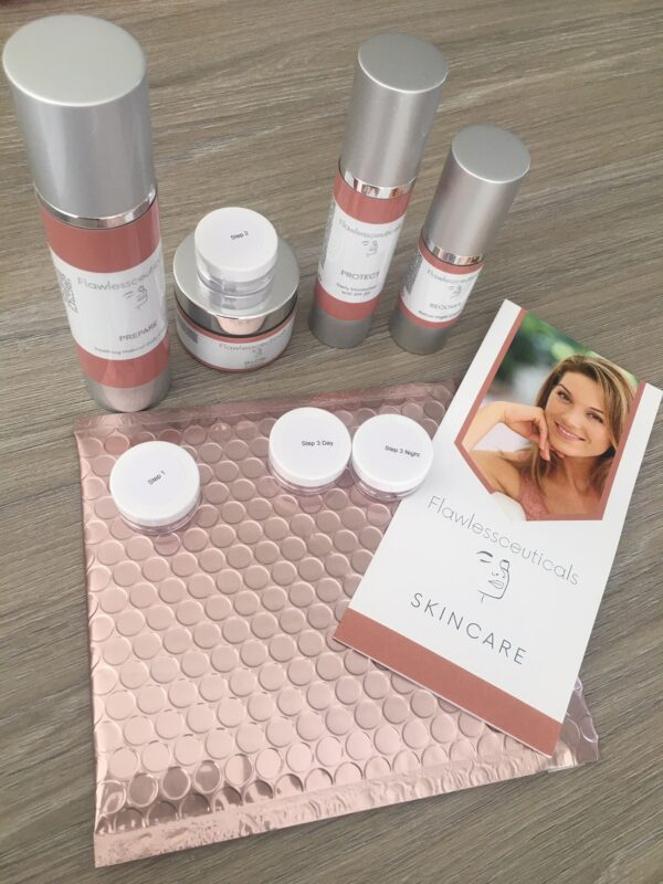 Home care skin kit
